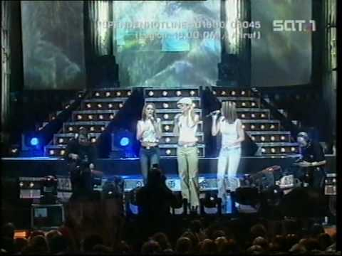 Atomic Kitten - You Are - live