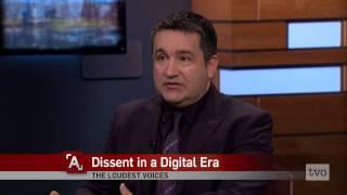 Alfred Hermida: Dissent in a Digital Era