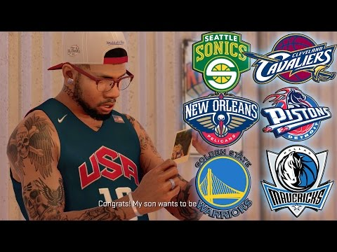 NBA 2k17 MyCAREER - Testing Free Agency! Signing Max Contract in Off Season! Ep. 110