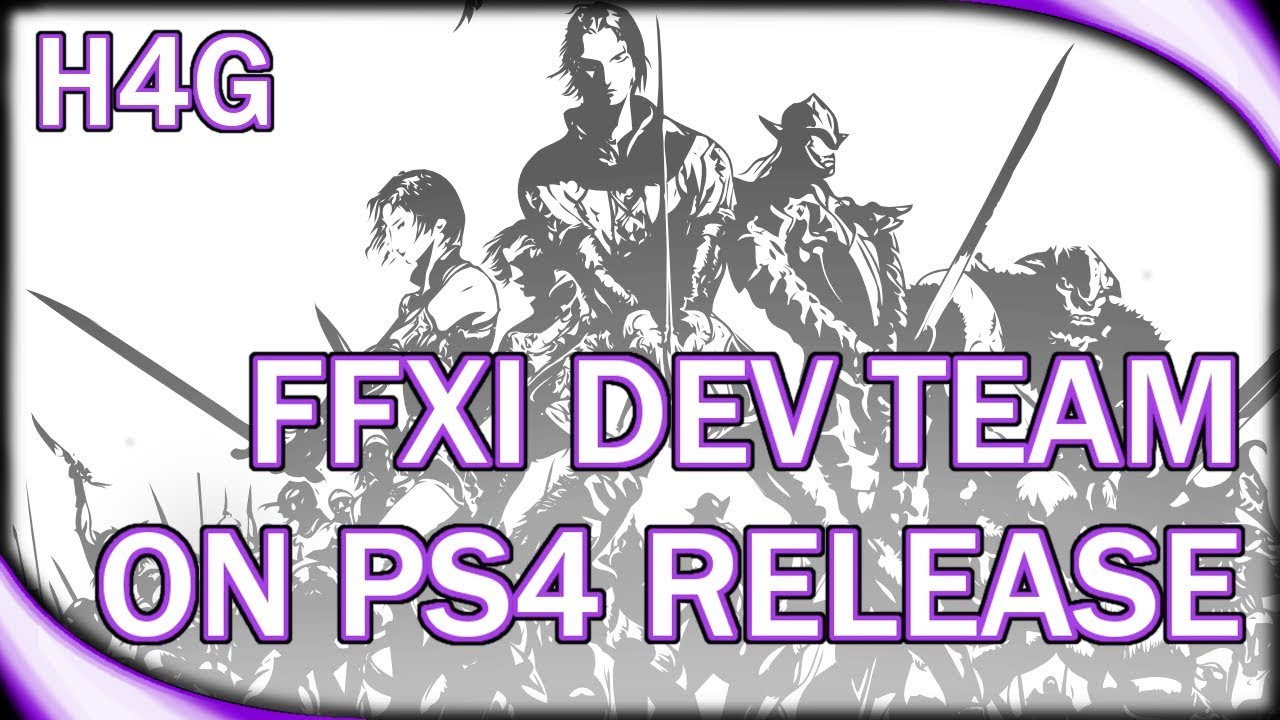 FFXI Remaster? - The Struggles of a PS4 Port