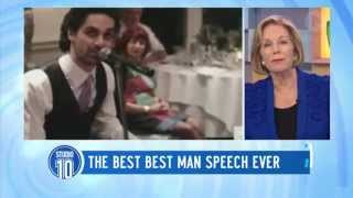 Best, Best Man Speech Ever: Interview with Daniel Buccheri