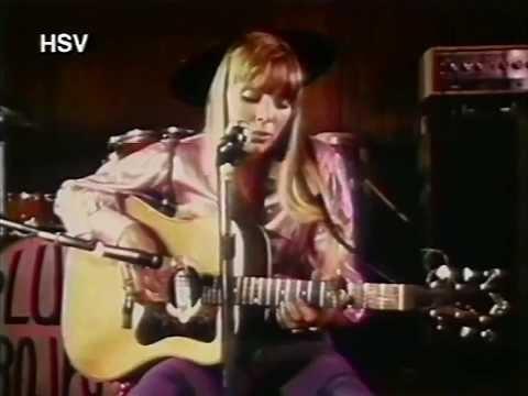Joni Mitchell - Little Green (Live NYC 1967)