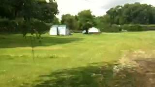Our caravan site part 1
