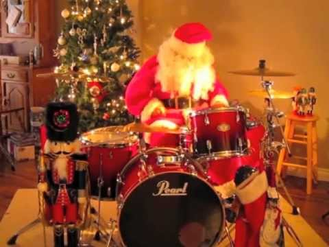 Santa Claus is Coming To Town - Bruce Springsteen - Drum Cover By Domenic Nardone