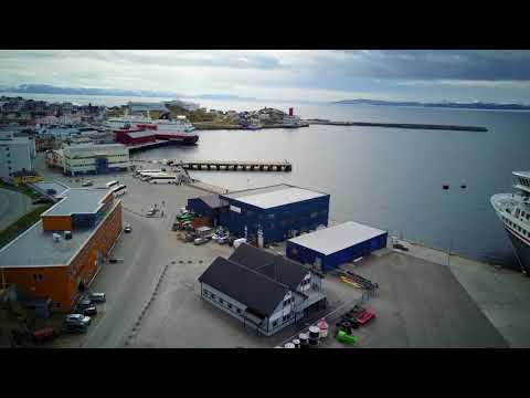 Mavic Pro goes Mental in Norwegian Port