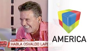 Osvaldo Laport habló del Bailando