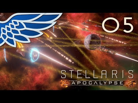 STELLARIS APOCALYPSE 2.0 | ANCIENT CRUISER PART 5 - Let's Play / Gameplay