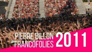 Francofolies 2011 / Pierre Billon : La Bamba Triste (live)
