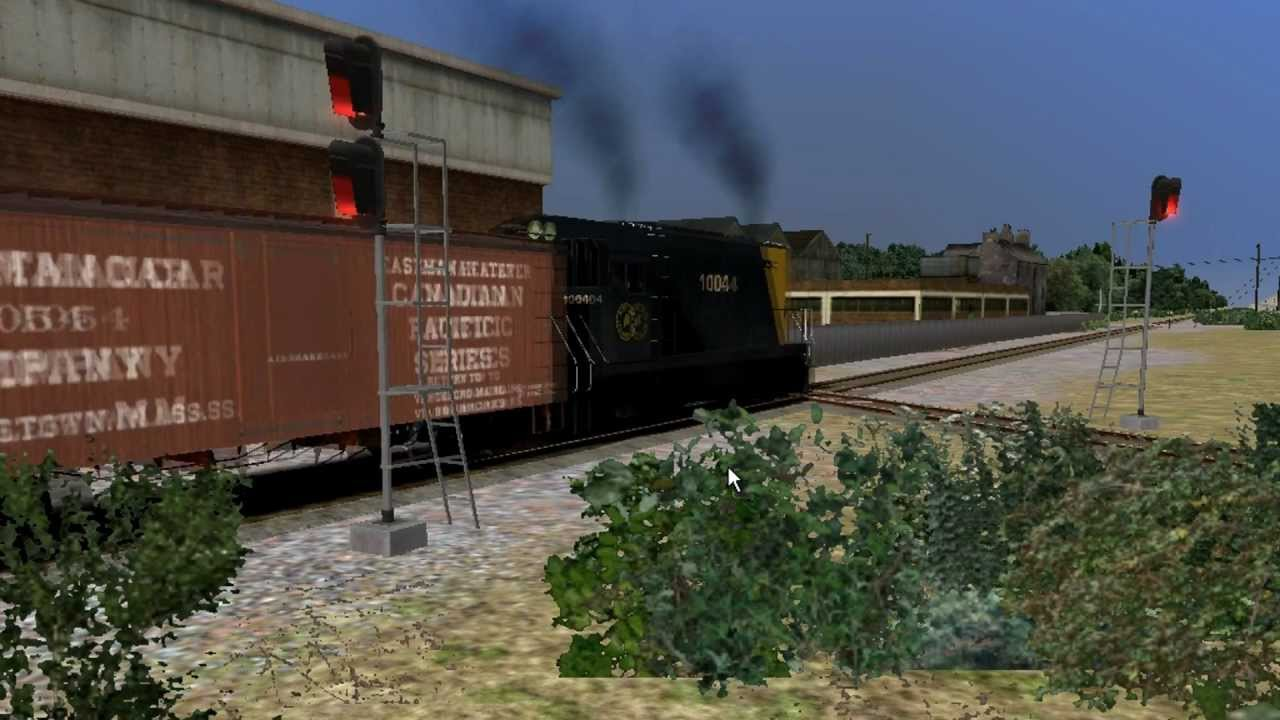Train Simulator 2012 Industrial Interactive Route for RailWorks