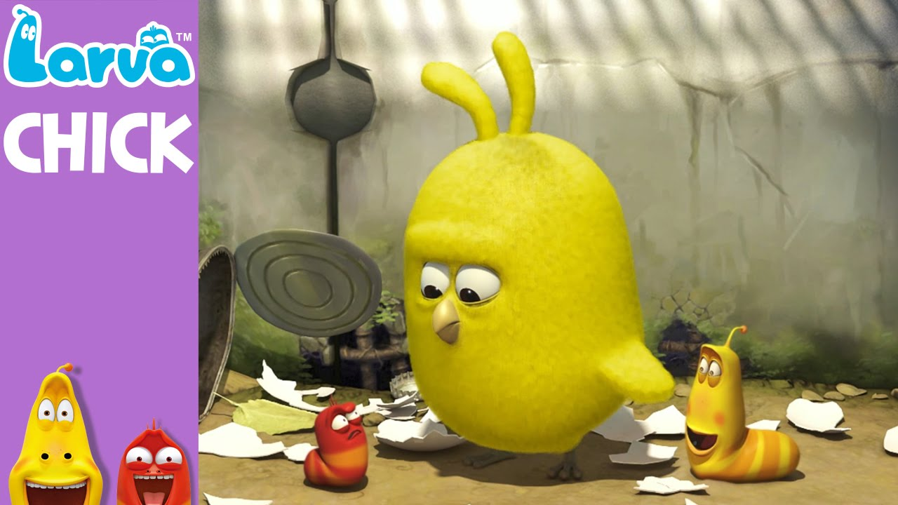 [Official] Chick - Mini Series from Animation LARVA