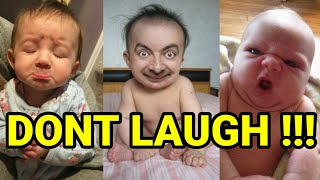 Funny Babies Laughing Video | Cute kid laugh | TRY NOT TO LAUGH - Funny Babies | RIYATOONS