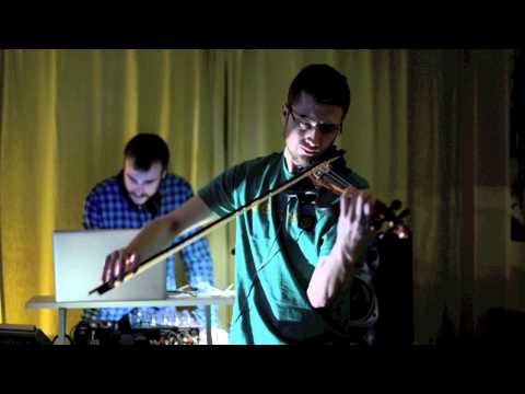 Philipp Poisel - Halt Mich (Mirco Niemeier live edit) VIOLIN LIVE RECORDING BY GäNSEHAUT MUSIC