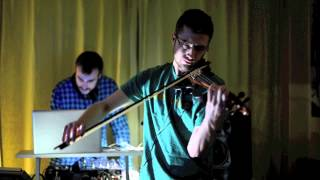 Philipp Poisel - Halt Mich (Mirco Niemeier live edit) VIOLIN LIVE RECORDING BY GäNSEHAUT MUSIC