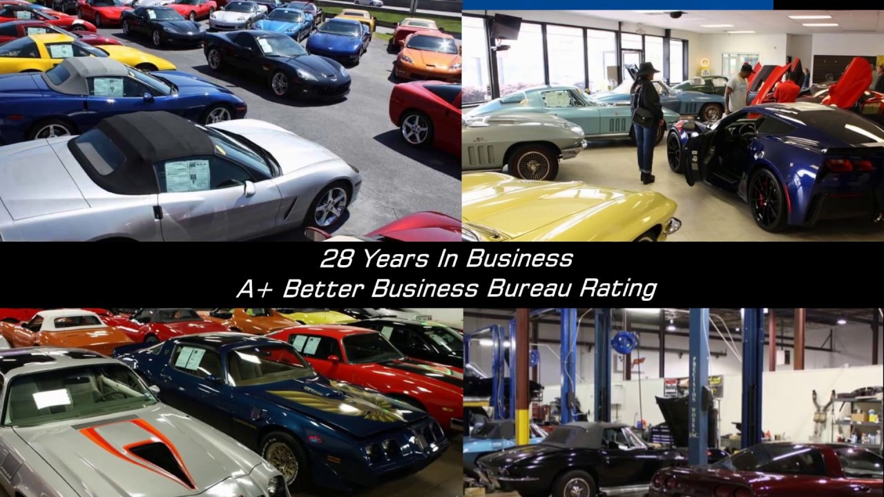 Buy A Vette >> Home Corvettes For Sale Classic Vintage And Late Model