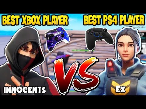 Ghost Innocents Vs Ghost Ex (Xbox Vs PS4) Best Current Console Gamers In 1v1 Creative!
