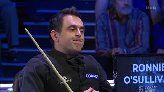 Ronnie O'Sullivan v Liang Wenbo | Final Frame 2020 World Grand Prix