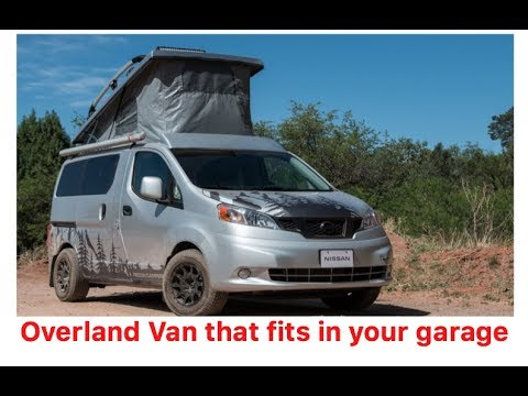 Overland Camper That Fits In Your Garage Recon Campers Youtube