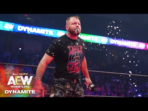 AEW DYNAMITE ANNIVERSARY | DID JON MOXLEY JOIN THE INNER CIRCLE?