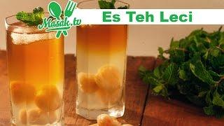 Es Teh Leci | Minuman #101