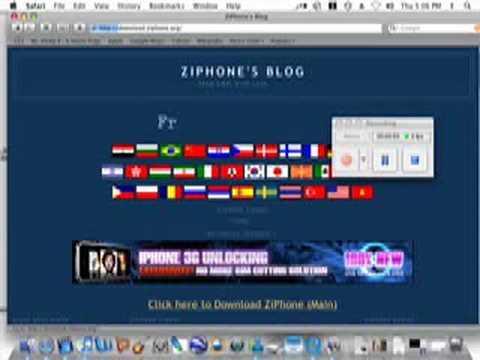 How to download ziphone