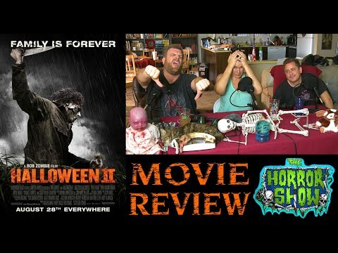 """Halloween II"" 2009 Rob Zombie Horror Movie Review featuring The Death Twitch – The Horror Show"