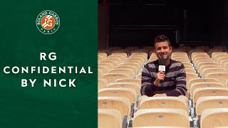 RG Confidential by Nick | Roland-Garros 2019