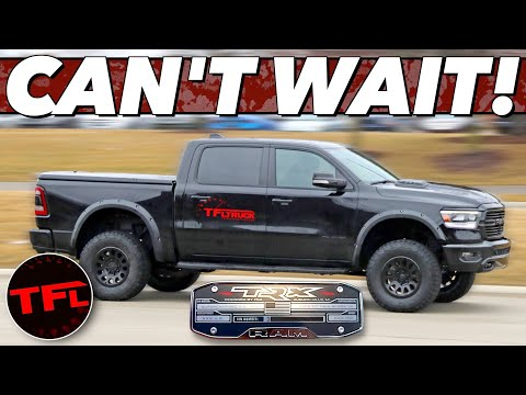 These Are The 8 New & Exciting Trucks We\'re Most Looking Forward to Seeing This Year!