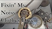 Kenmore Dryer Belt Replacement - How to DIY - YouTube on