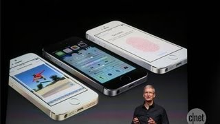 CNET's Apple event live coverage 2013