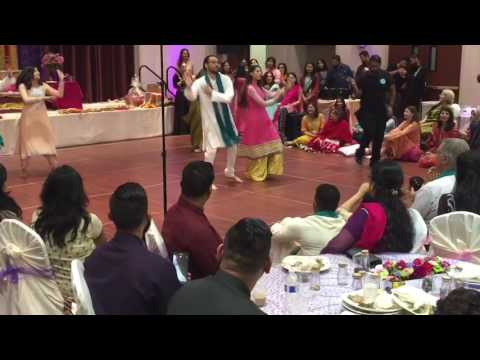 Mere Mehboob Mehndi Dance #SufNSubz