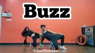 Buzz | Aastha Gill ft. Badhshah | Dance Cover | Aadil Khan Choreography