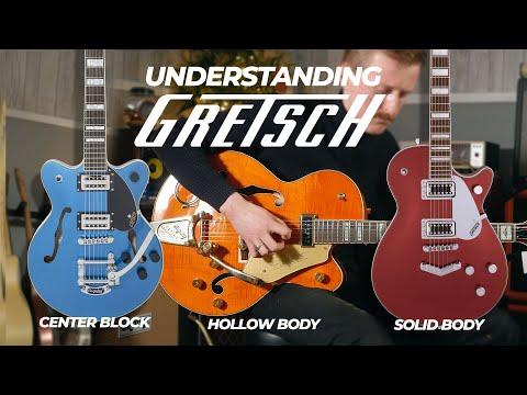 Understanding Gretsch Guitars | Buyers Guide