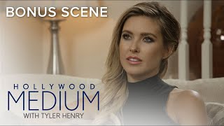 Audrina Patridge Connects to Late Uncle | Hollywood Medium with Tyler Henry | E!