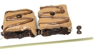 Chocolate Mousse Brownies (fudgy And Chewy Brownies)  - In The Kitchen With Jonny Episode 90