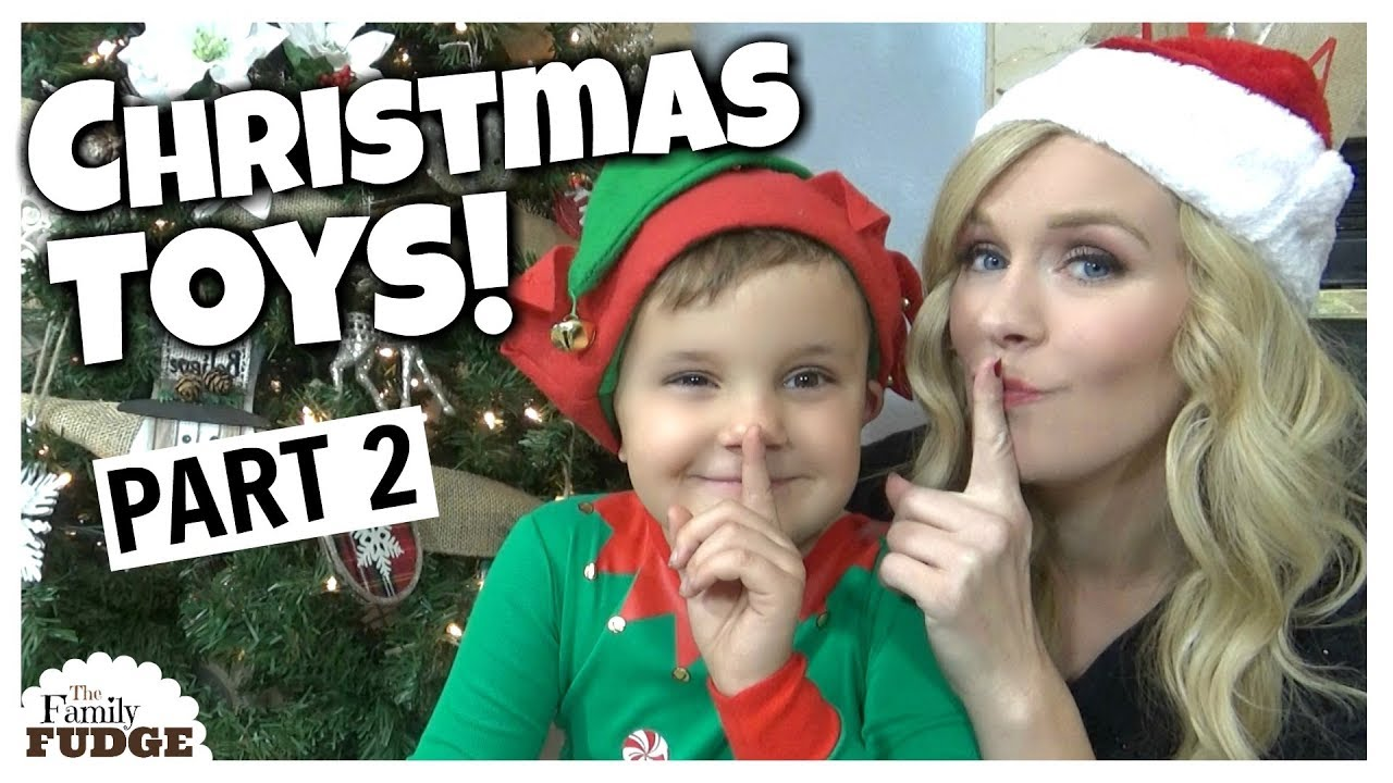 What I Got My Kids For Christmas 2017 6 Year Old Boy Gift Ideas On A Budget Youtube