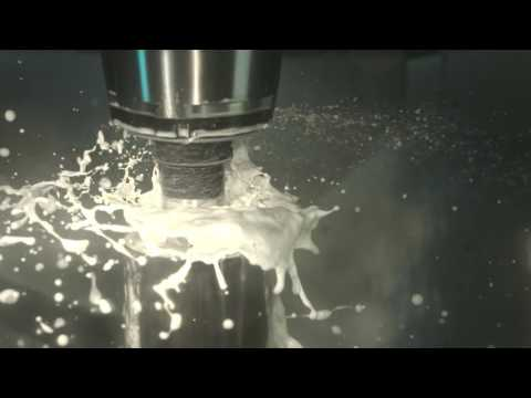 Damped milling cutters   CoroMill® 390 with Silent Tools™ technology 1
