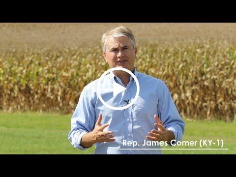 #FarmBillFriday: Rep. James Comer (KY-1)