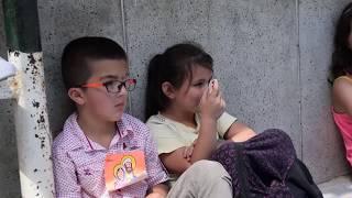 Con una activa participación de los niños granadinos, finalizó el Monain 2017