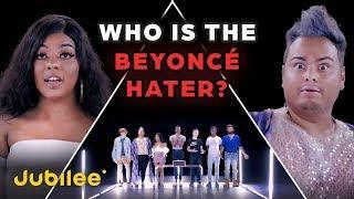 Download 6 Beyonce Fans vs 1 Secret Hater Mp3 and Videos