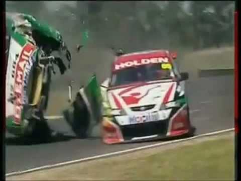 Racing Cars Crash Part 1