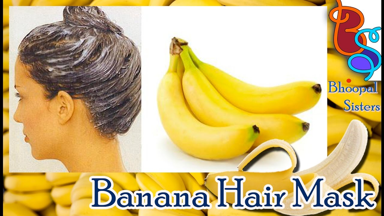 Banana Hair Mask How To Use Banana For Hair Growth And Damaged