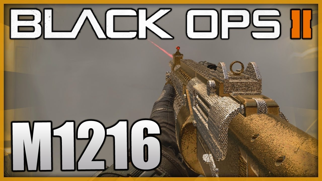 A escopetazos - M1216 ★ Call of Duty Black ops 2 ... M1216 Real Life