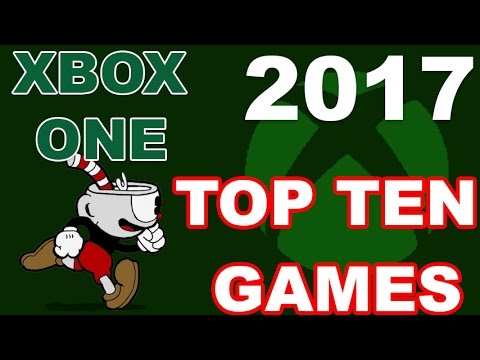 Top 10 Best Upcoming Xbox One Games In 2017 Youtube