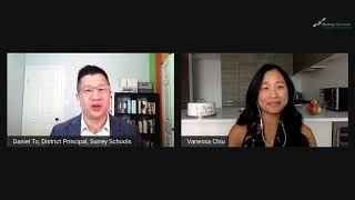 Don't Just Survive... Thrive! With Dr. Daniel To - Interview with Vanessa Chiu