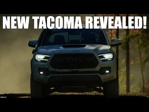 2020 Toyota Tacoma Finally Revealed!