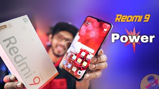 Redmi 9 Power | Redmi 9 Power Review In Bangla