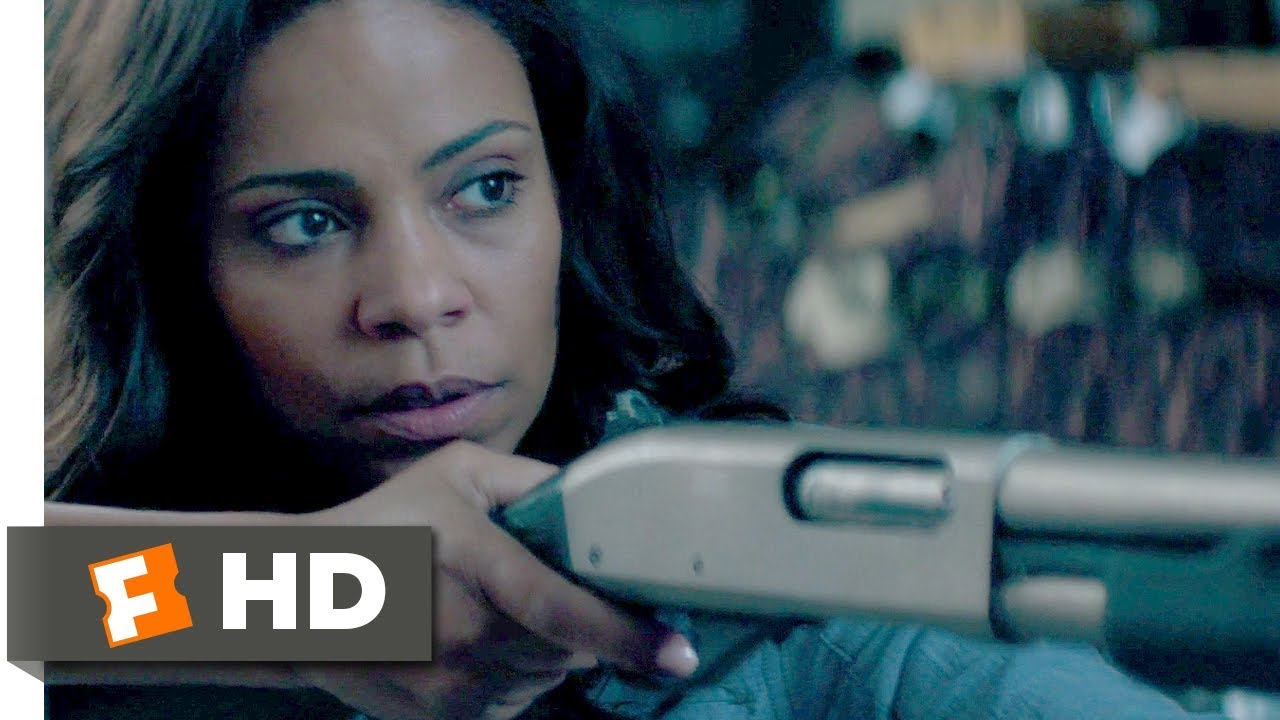 Download The Perfect Guy (2015) - Lesson in Self Defense Scene (8/10) | Movieclips