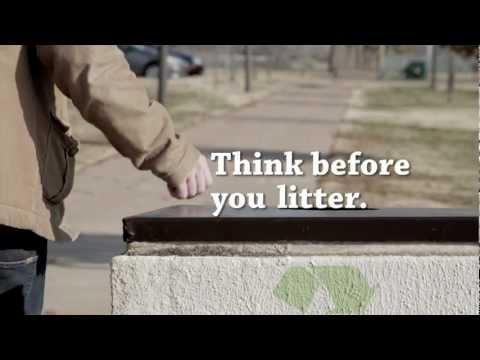 Anti-Littering PSA
