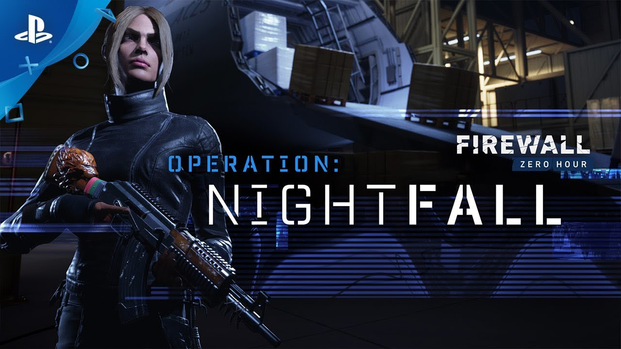 Firewall Zero Hour – Operation Nightfall Reveal Trailer | PS VR