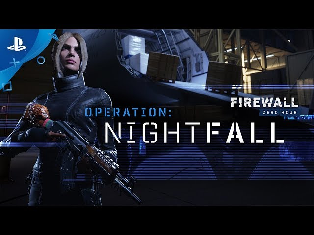 Firewall Zero Hour - Operation Nightfall Reveal Trailer | PS VR